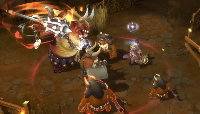 Crush Online - Persistent MOBA Ready for Final CBT