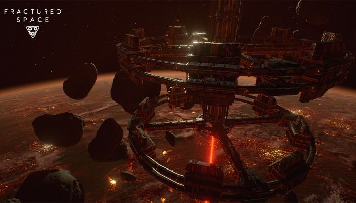 Fractured Space Given the 'Olympian' Treatment