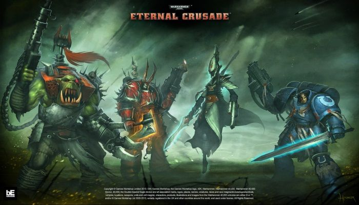 Get Your WAAAGH On with Painboyz in Today's Live Stream | Warhammer 40k: Eternal Crusade | MMORPG.com