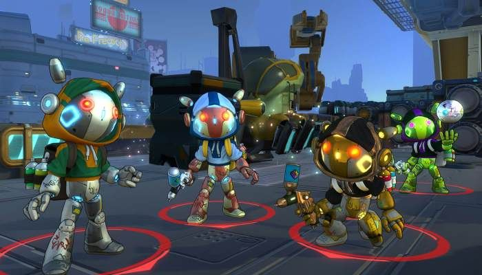 Free Mode Goes Live! What Are You Waiting For, Freelancer?   Atlas Reactor   MMORPG.com