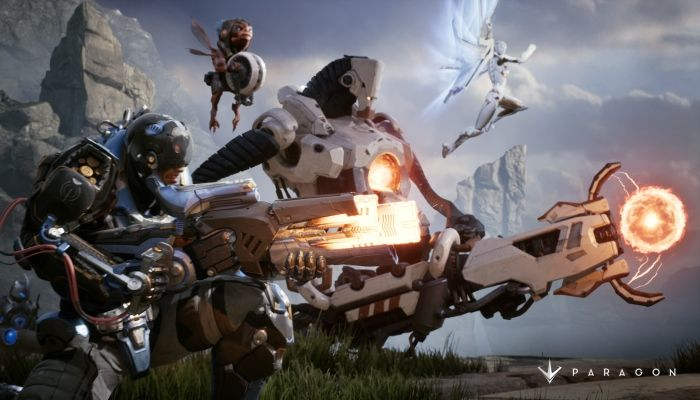 Open Beta Begins for PC & PlayStation 4 - Paragon - MMORPG.com