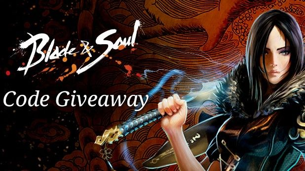 Gift Key Giveaway! - Blade & Soul News