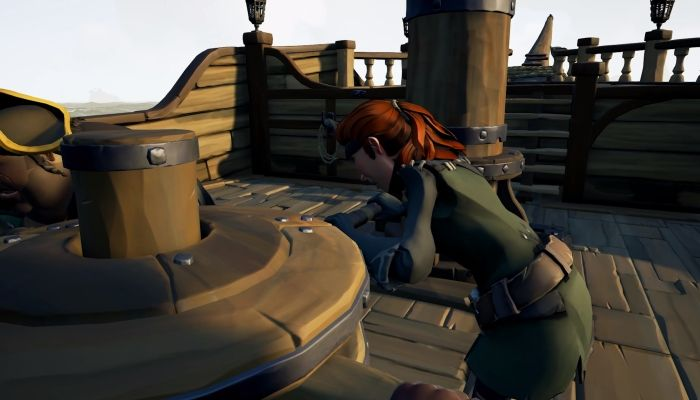 Aboard the Ship - Creating Compelling Cooperative Mechanics - Sea of Thieves News