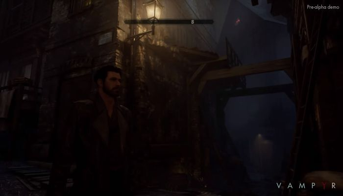 Check Out 15-Minutes of Pre-Alpha Game Play - Vampyr News