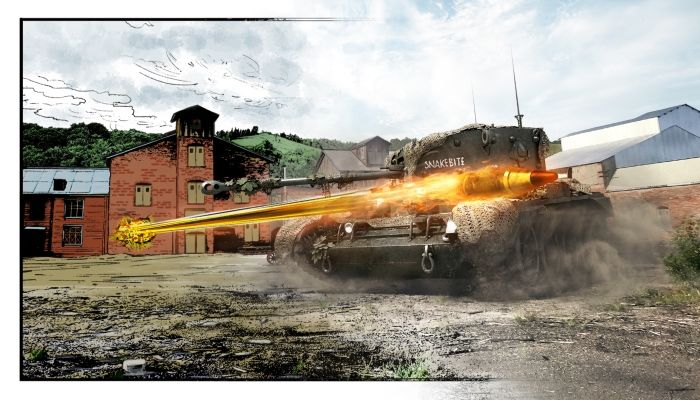 Roll Out! Comic Issue #1 Ready to Rumble on August 31st - World of Tanks News