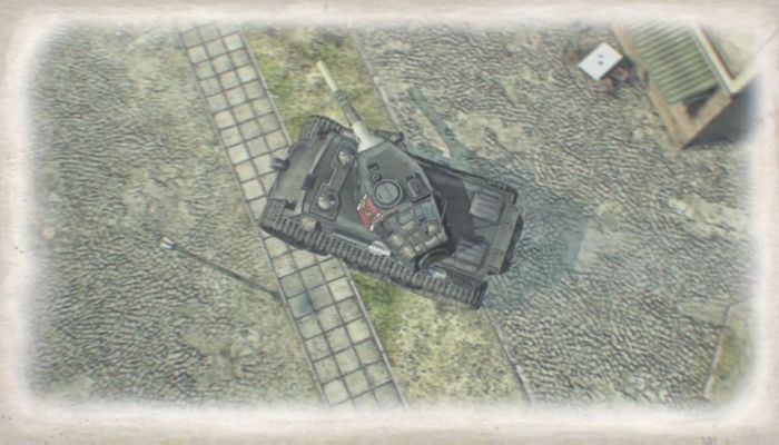 Valkyria Chronicles Tanks Join Up in Blitz - World of Tanks News