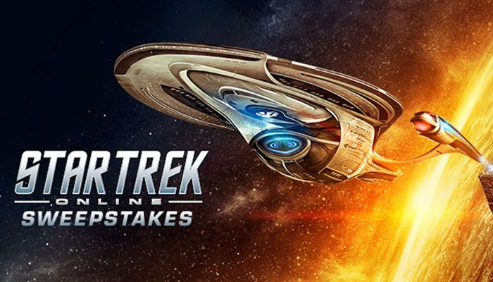 Playstation4 Faction Pack Sweepstakes - Star Trek Online News