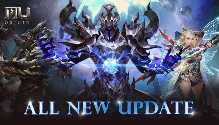 MU Origin Updated with GvG & Pet System