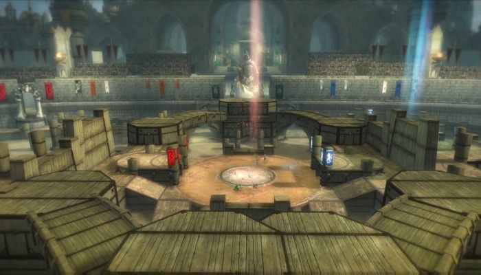 New PvP Map, The Eternal Coliseum, Revealed - Guild Wars 2 News