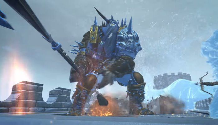 Sea of Moving Ice Content Update Coming November 8th - Neverwinter News