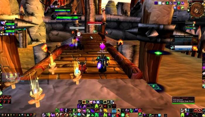 Watch the EU Arena Championship to Earn a WoW Title - World of Warcraft News