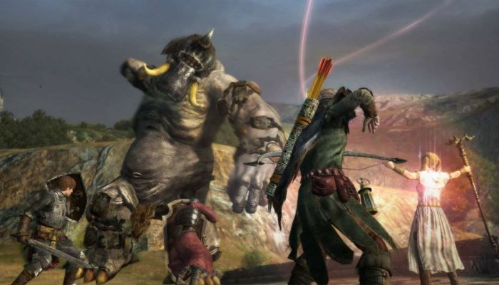 Dragon's Dogma Online - A Glimmer of Hope for the West
