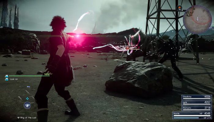 New Hour of Final Fantasy XV Footage at TwitchCon