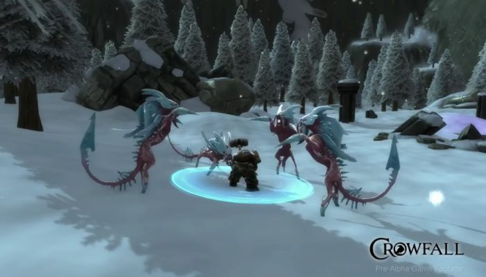 Next Test to Bring Persistence and a Bigger World | Crowfall | MMORPG.com