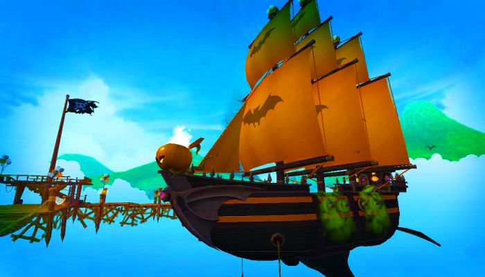 Celebrating Its 4th Birthday with Gifts Galore - Pirate101 News