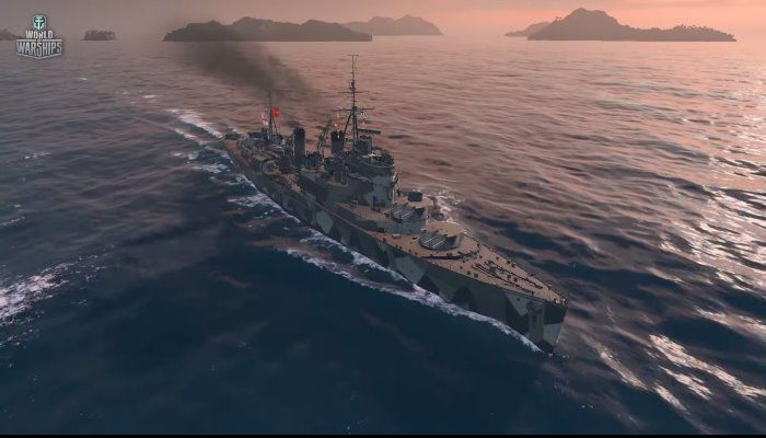 Pip, Pip! I Say! The Brits to Come Sailing In On Oct 19th - World of Warships News