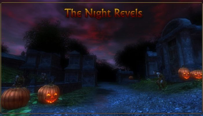 The Night Revels Kicks Off - Dungeons & Dragons Online News