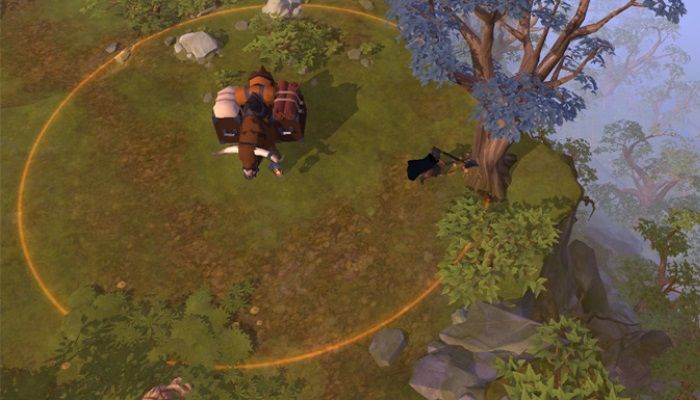 Persistent Mounts to be Added in the Next Update - Albion Online - MMORPG.com