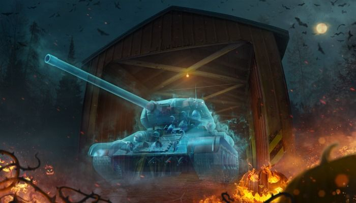 Wargaming Unveils Ghoulish Events in Its Games