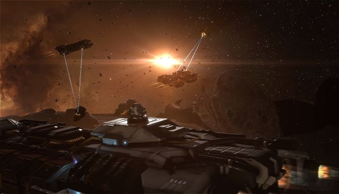 New Trailer Spotlights Upcoming Play For Free Version - EVE Online - MMORPG.com
