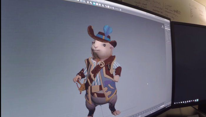 Animating the Guinecean Duelist - Crowfall - MMORPG.com
