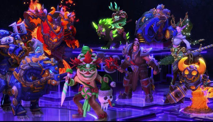 Check Out Ragnaros's & Varian's Abilities & Skins - Heroes of the Storm - MMORPG.com
