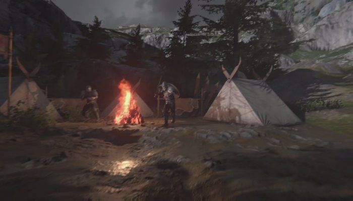 Project Wight - New Trailer for the Viking-Themed RPG