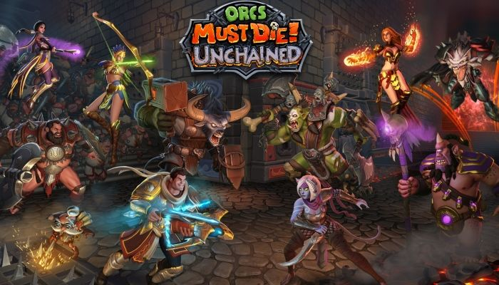 Extra Life Stream to Preview Massive Forthcoming Update - Orcs Must Die: Unchained - MMORPG.com