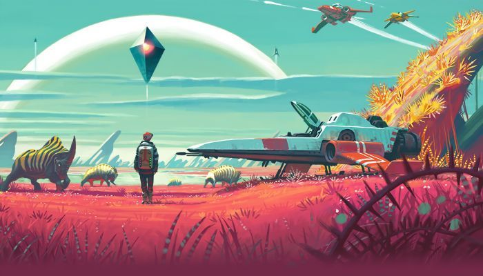 No Man's Sky Foundation Update adds base building and new game modes