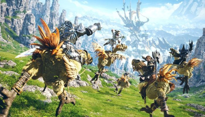 Patch 3.5 Part 1 Coming In January 2017 - Final Fantasy XIV - MMORPG.com