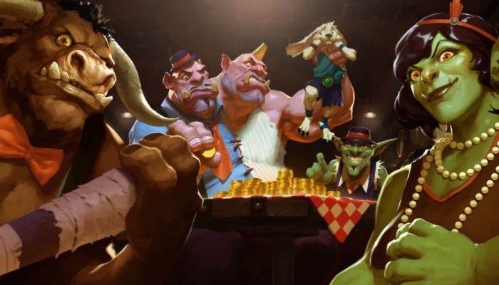 Mean Streets of Gadgetzan to Launch December 1st - Hearthstone: Heroes of Warcraft News
