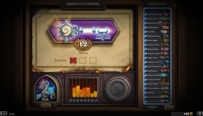 This Week's Tournaments at Good Gaming + Tempo Mage Deck - Hearthstone: Heroes of Warcraft News