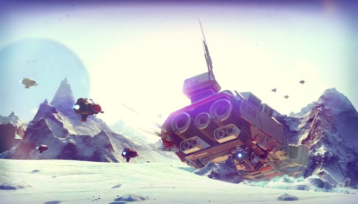 Hello Games Cleared of Advertising Complaints By UK's ASA - No Man's Sky - MMORPG.com