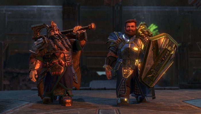 Day 1 Patch to Address Console Performance Issues - The Dwarves - MMORPG.com