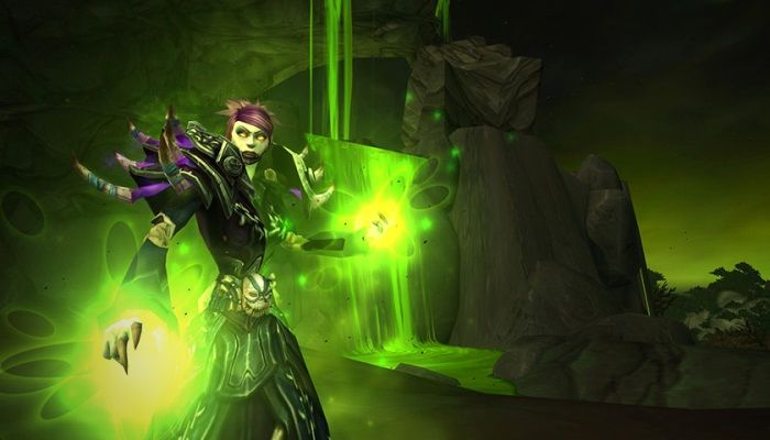 Warlocks Need Help - YouTuber Takes to the Airwaves - World of Warcraft - MMORPG.com