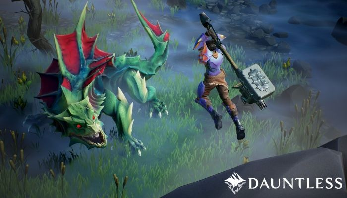 Dauntless ARPG Announced - Next Evolution of Coop RPGs