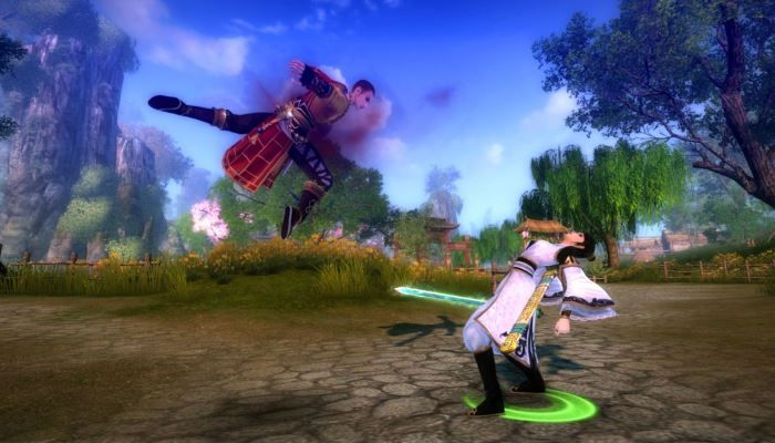 Snail Games Announces a Remake with a New Engine - Age of Wushu News