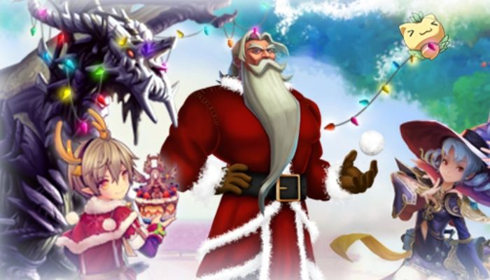Gamigo's Holiday Happenings - Giveaways And More