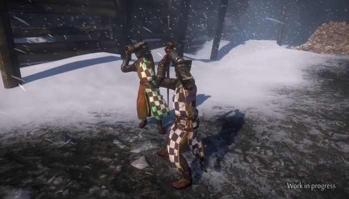 New Long Sword Animations Spotlighted in Latest Trailer - Gloria Victis News
