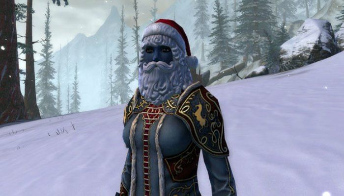 Take Part in Fae Yule Through January 11th - Rift News