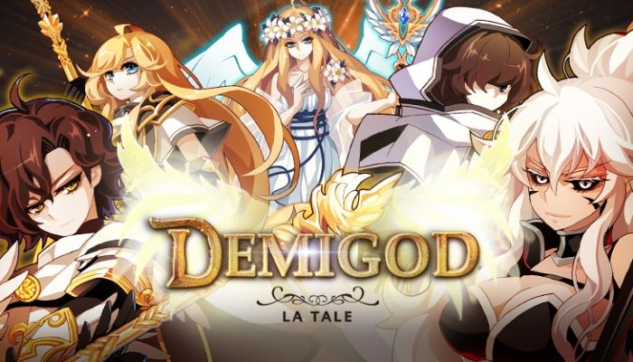 Demigod Content Update Launches - La Tale News