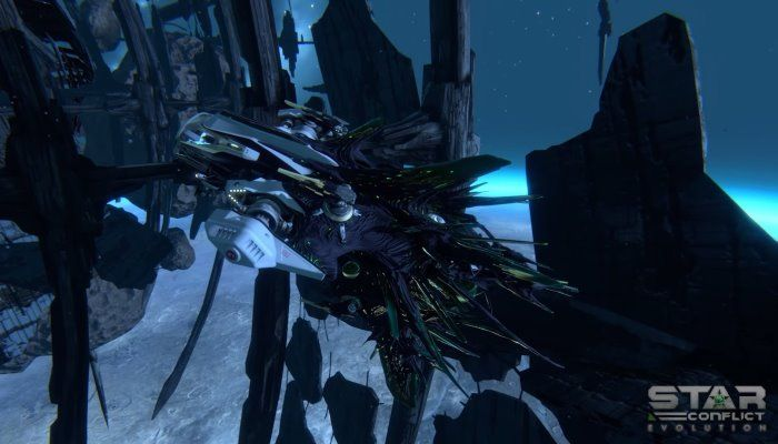 New Features & Ships Added in Evolution Update - Star Conflict News