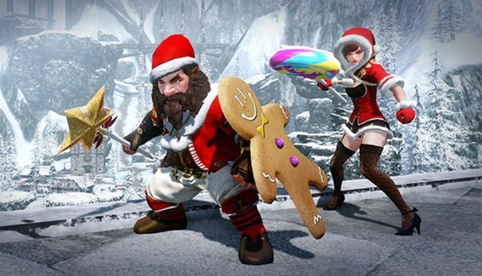 Winter Maiden Festival to Run Dec 21 - Jan 10 - ArcheAge News