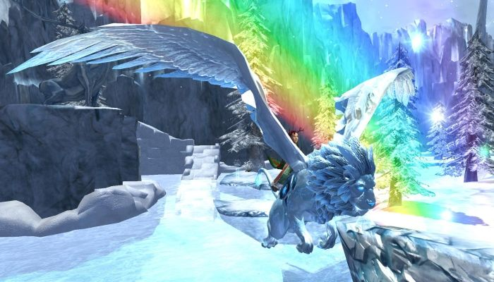 Frostfell - Gifts, Gifts, Gifts Shown Off in All Their Glory - EverQuest II News
