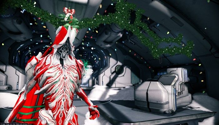 Holiday Tennobaum Gift Giving Nets $50k for Charity - Warframe News