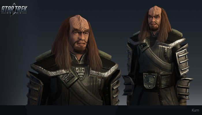 General Rodek / Brother of Worf, aka Tony Todd, Signs On  - Star Trek Online News