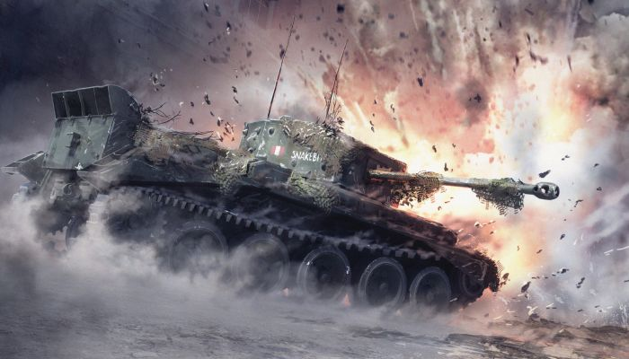 4th Issue Of Roll Out Comic Released - World of Tanks News