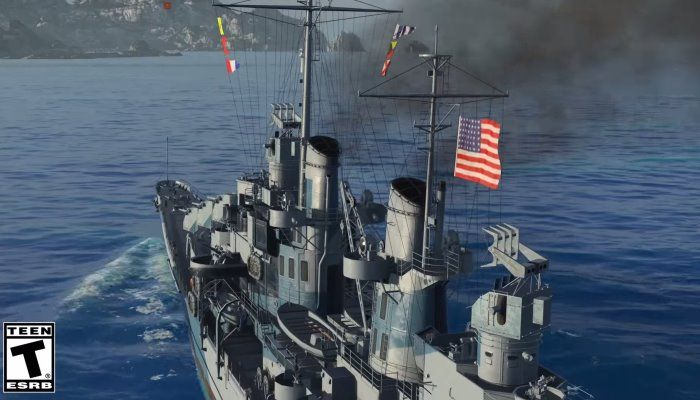 Next Update Previewed, Setting Sail on January 18th - World of Warships News