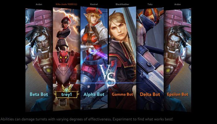 New 5-Minute Game Format Added in Latest Update - Vainglory - MMORPG.com