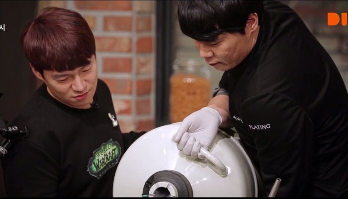 Blizzard-Backed Cooking Show Begins in South Korea - World of Warcraft News